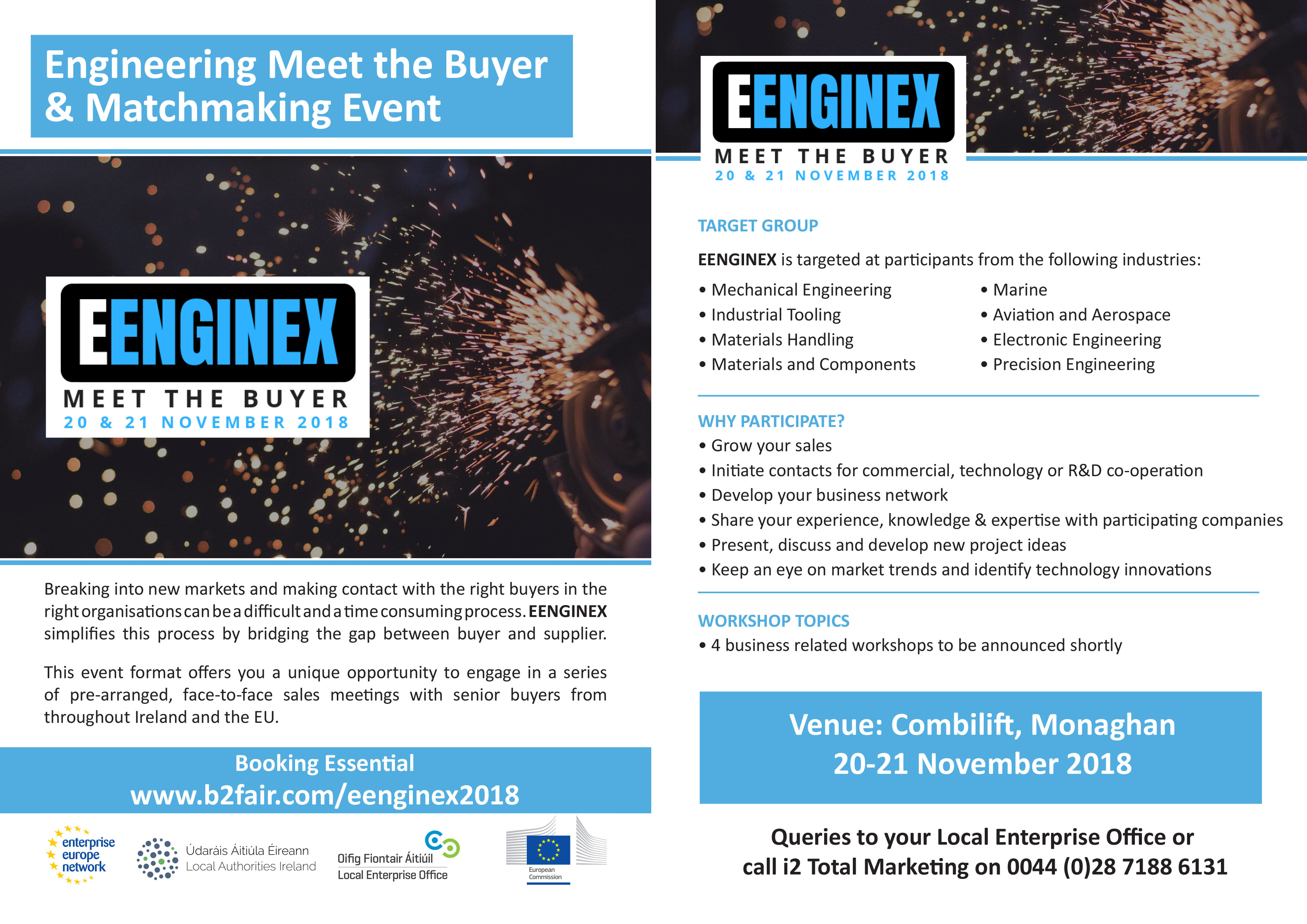 Engineering Meet the Buyer
