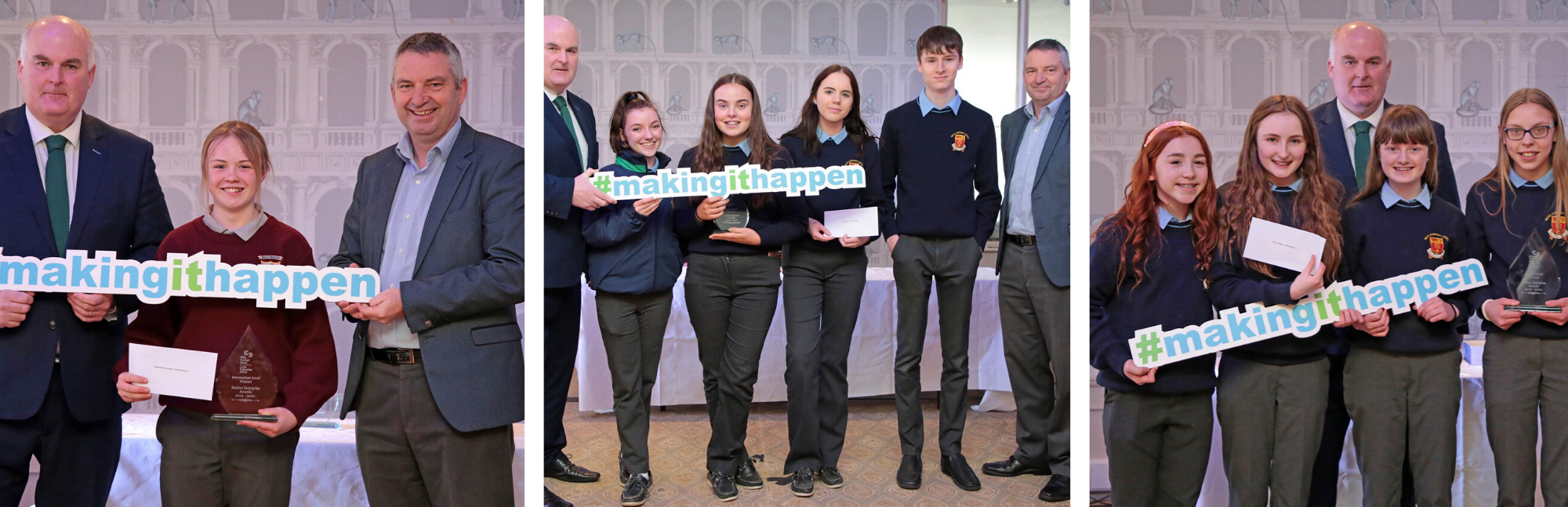 Student Enterprise Winners 2020