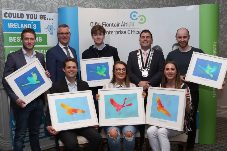 IBYE MAy 2019 Winners