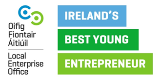 Irelands Best Young Entrepreneur Logo