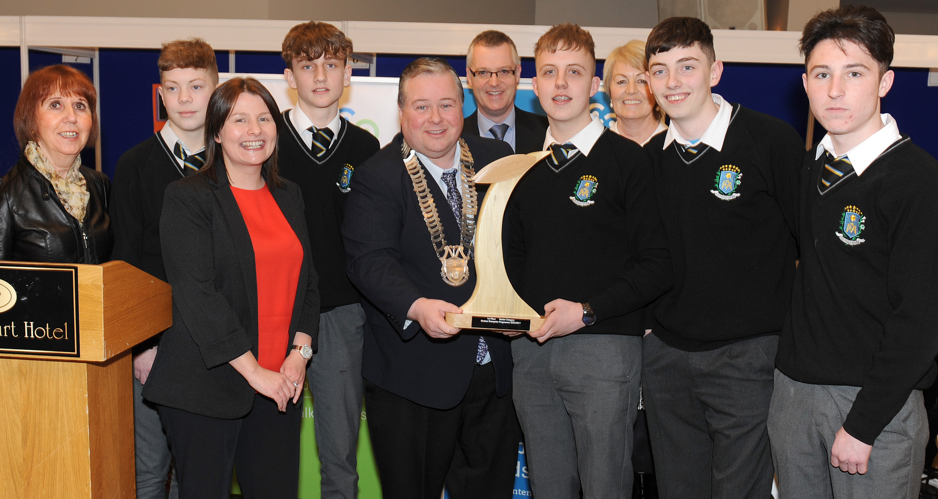 Louth Student Enterprise Awards 2017