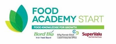 Food Academy Start Logo
