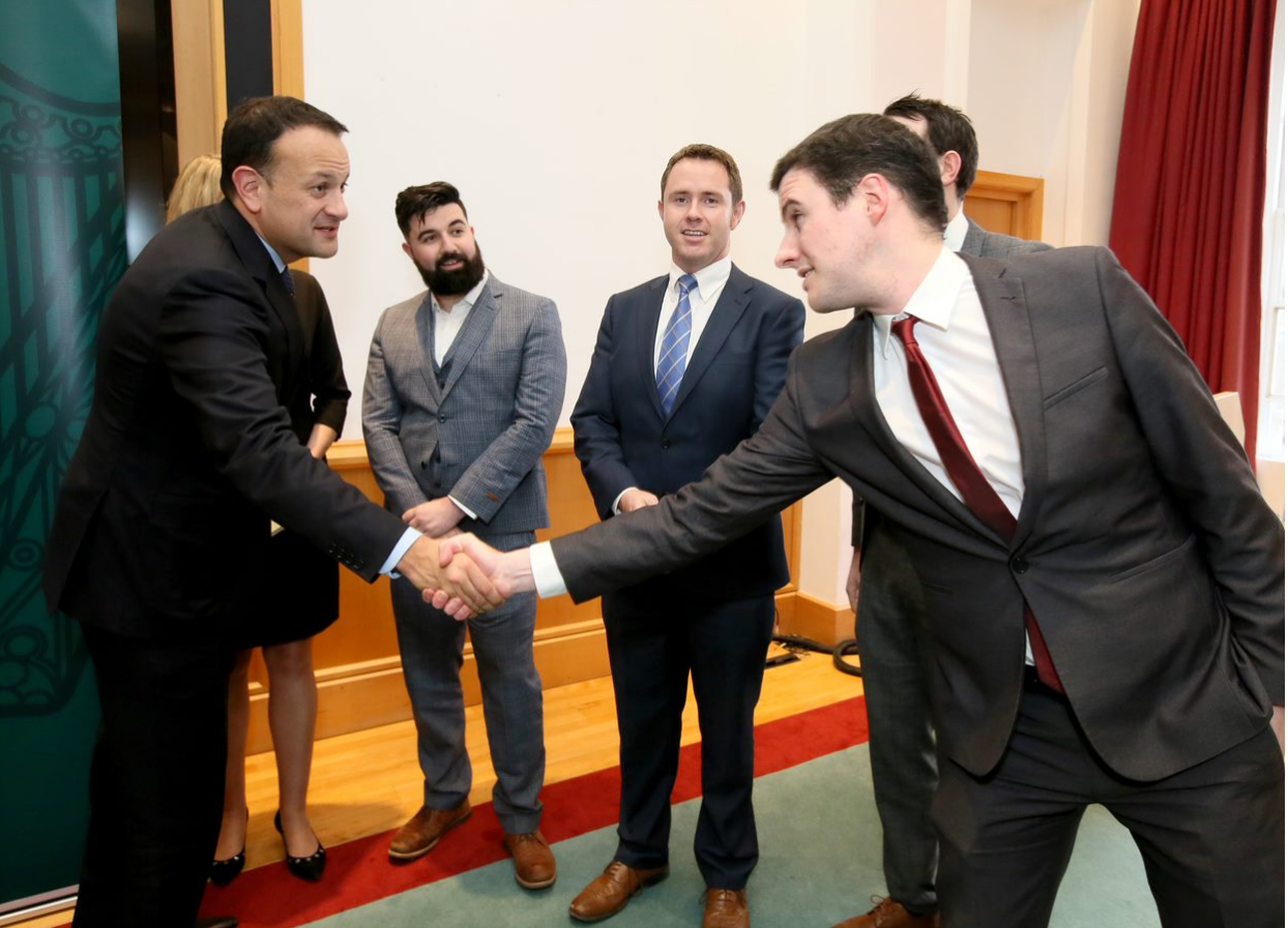 Daniel Loftus and taoiseach