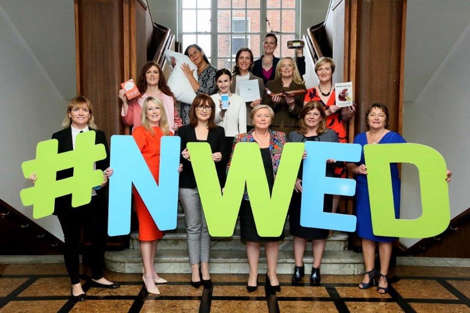 Photo call National Women's Enterprise Day 20th Sept