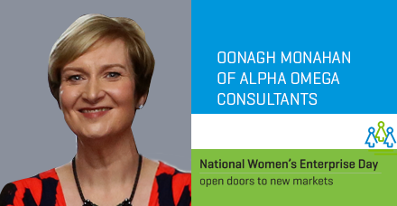 Sligo-Oonagh Monahan of Alpha Omega Consultants