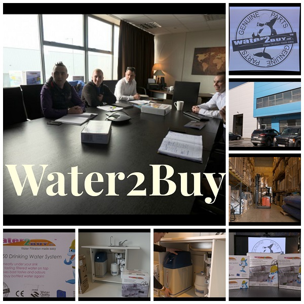 Water to Buy collage