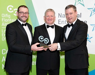 Acutrace National Enterprise Award Winners 2017
