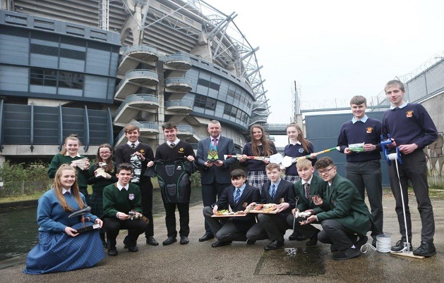 Students Photoshoot Croke Park 15th April 2018