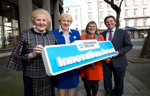 Enterprise Ireland's Innovation Arena at the National Ploughing Championships