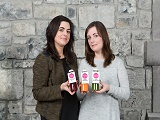 Juicy Lucy, Jennie and Karena Hutton (2)