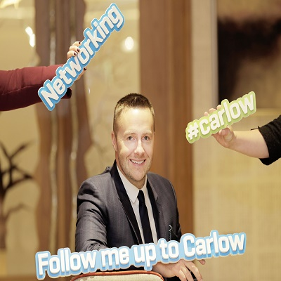 Launch Keith Barry - Follow Me Up to Carlow