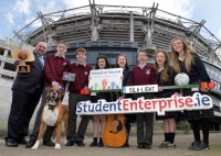 Ireland's Enterprising Teens Unveil Real-World Businesses