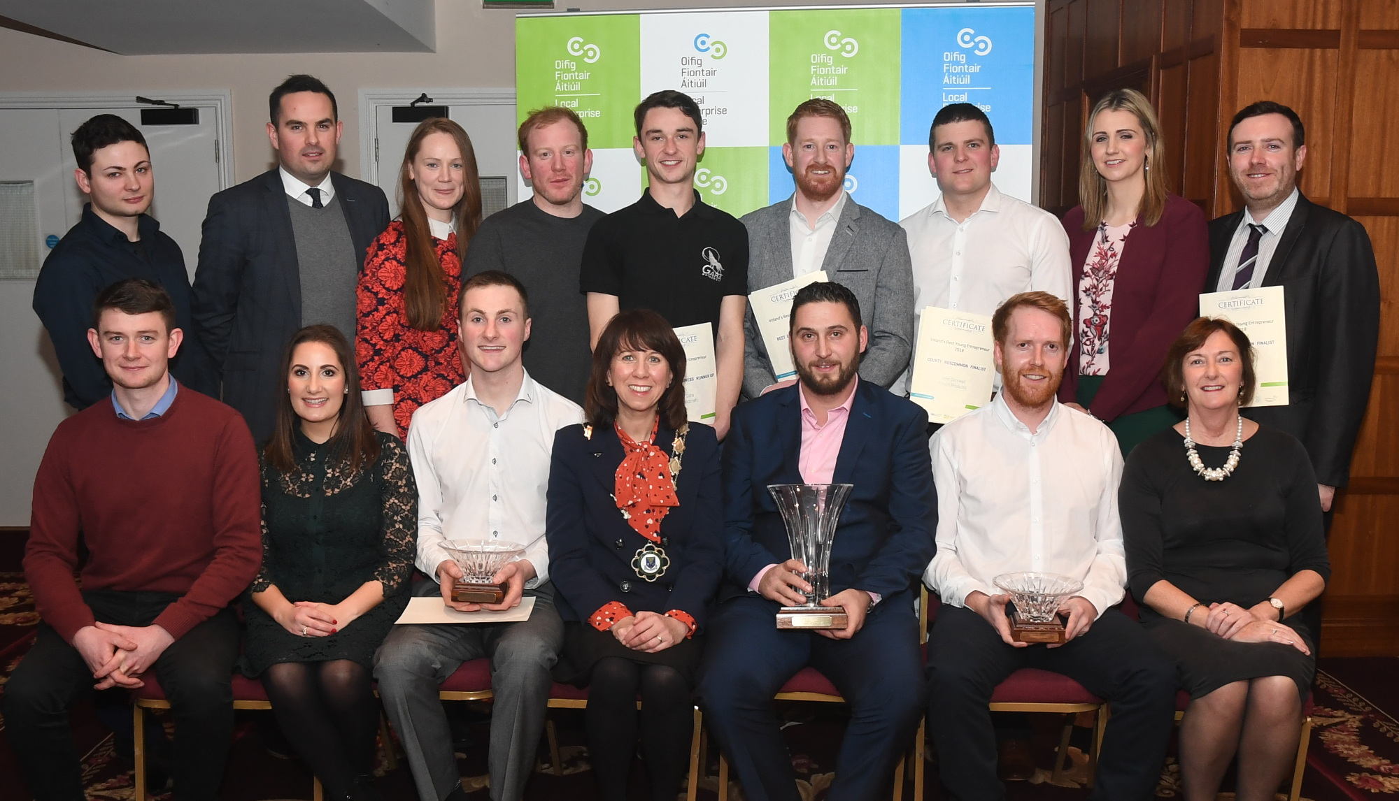 ibye county finals group