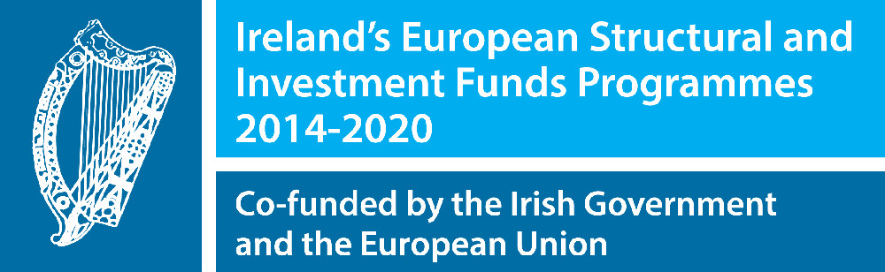 Irelands ESIF Logo