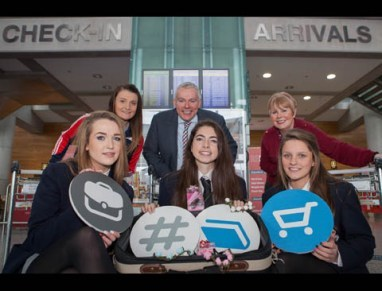 Schools Christmas Trade Fair at Cork Airport