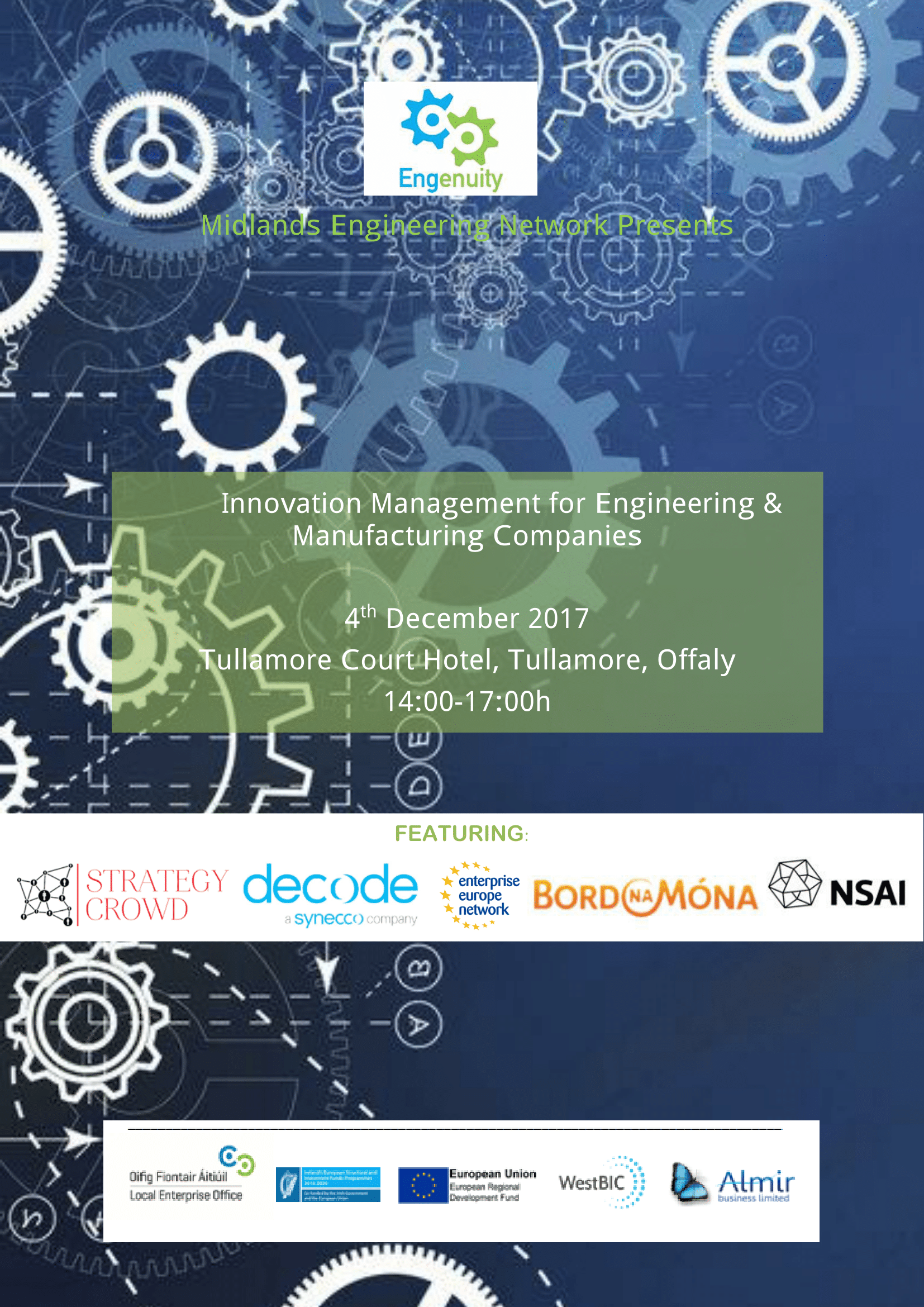 Innovation Management for engineering and manufacturing companies