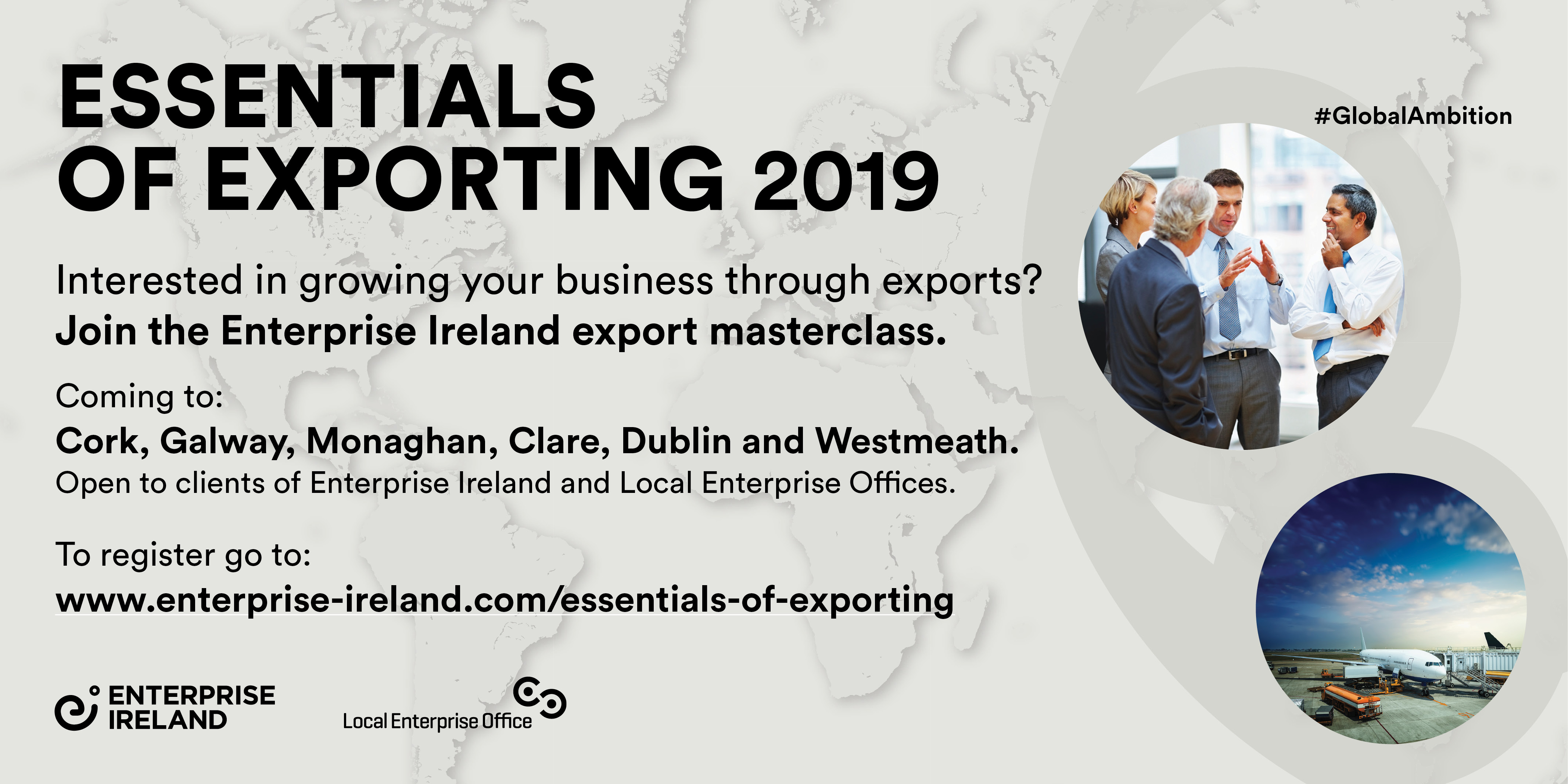 Essentials of Exporting Masterclasses