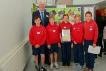 Ballyroan BNS - Marketing Award