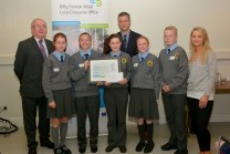 Scoil Treasa - Overall Enterprising School of the Year 2016