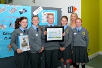 Scoil Treasa - Overall Winner - Presentation