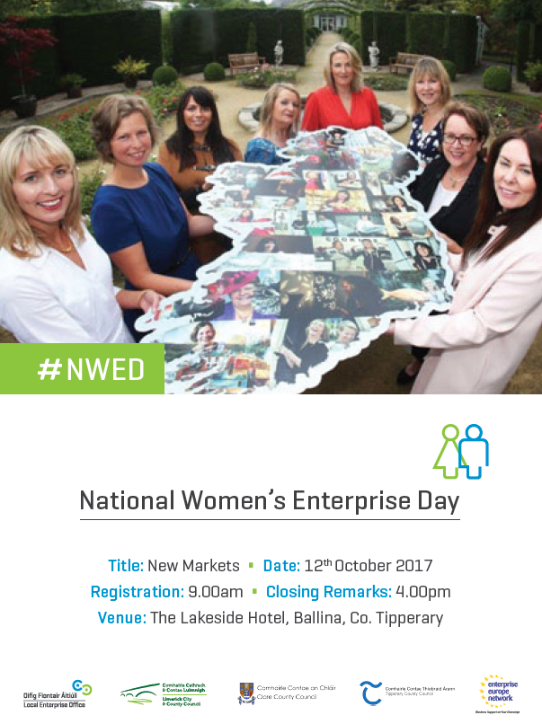 NWED brochure front page