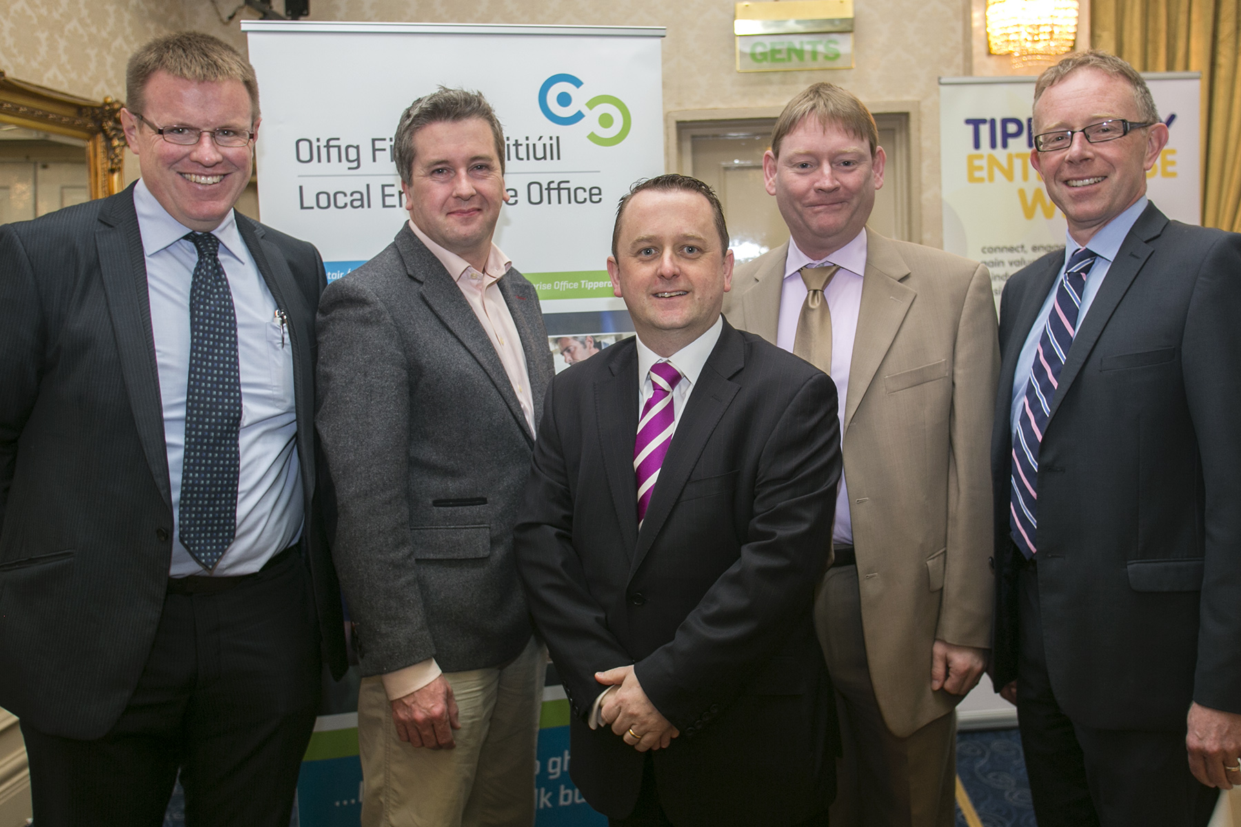 Clonmel Chamber at Economic event