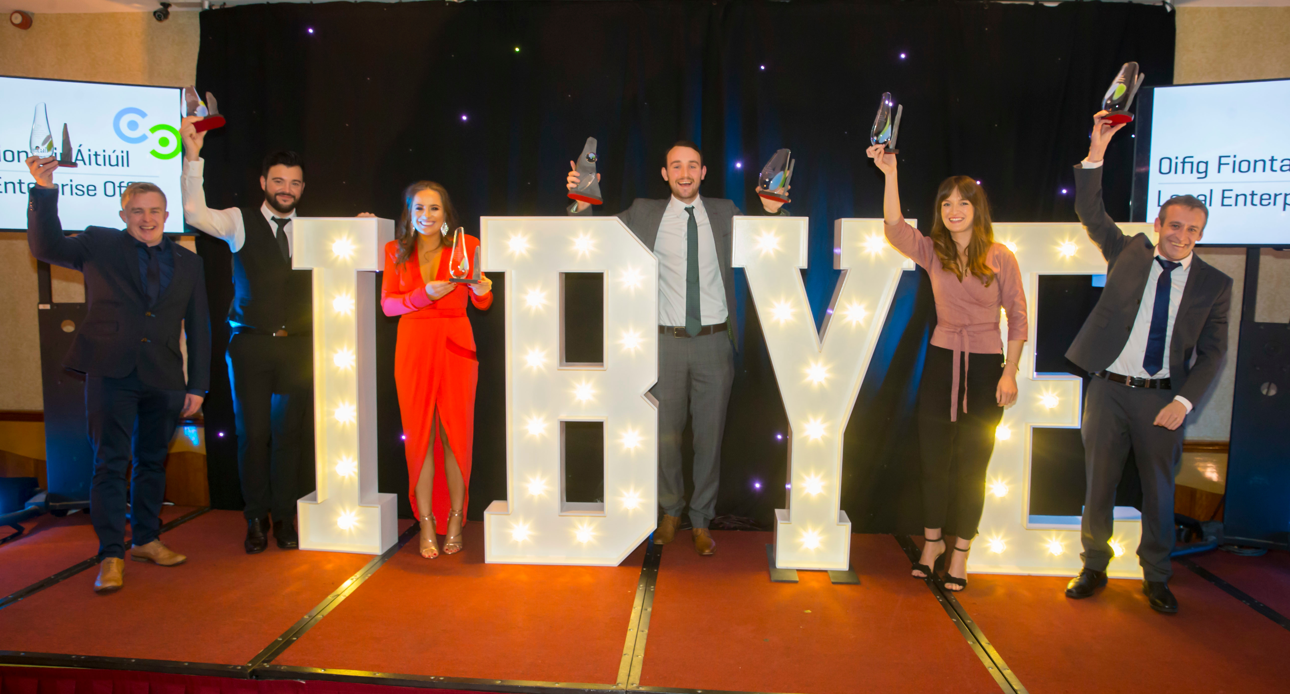 IBYE Winners 2017 Waterford