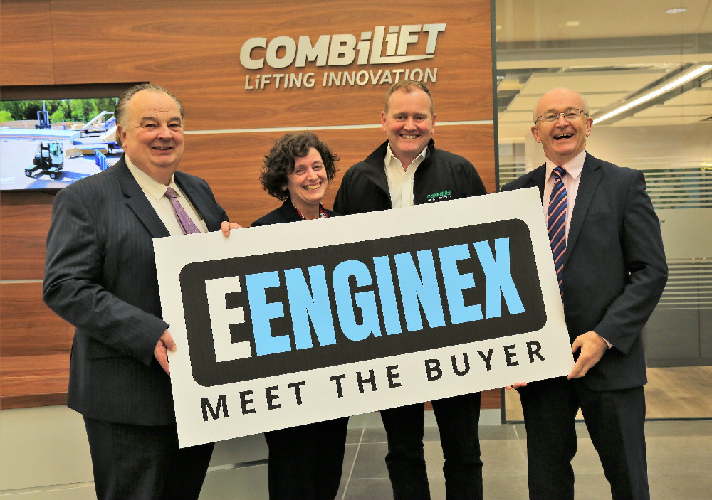 LAUNCH of EENGINEEX Engineering Meet the Buyer Event Monaghan 21st November