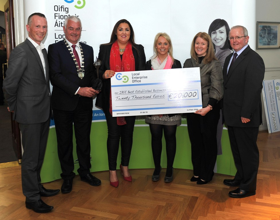 IBYE Winner 2015 Best Established Business