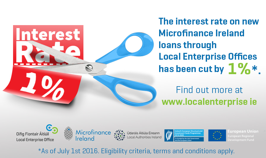 Microfinance July 1 Social Media Graphic