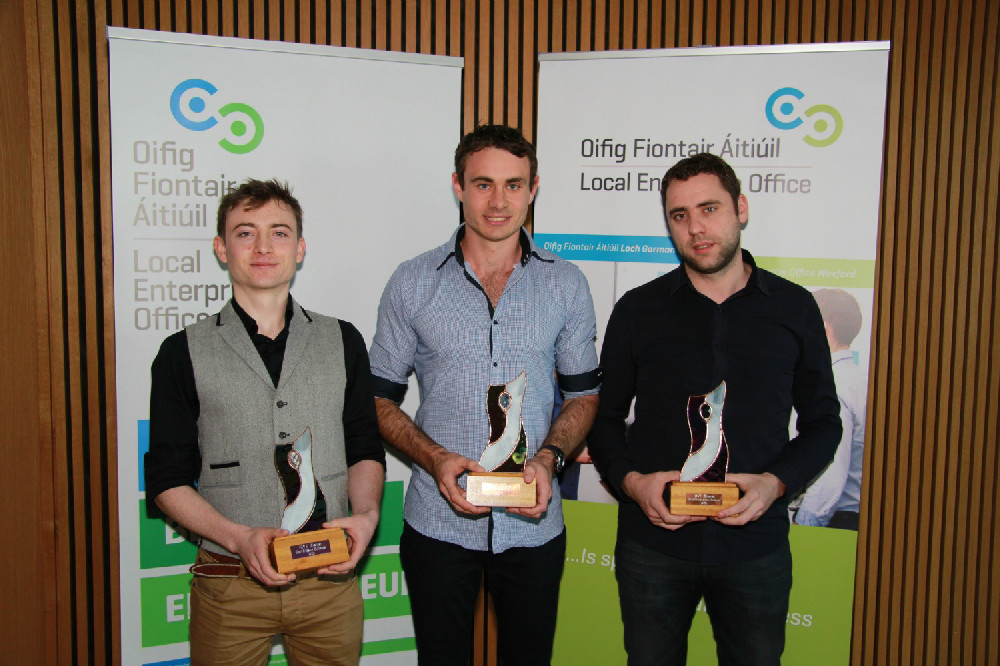 Wexford IBYE Winners