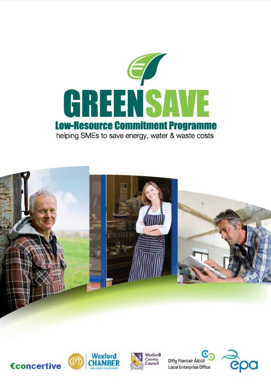 Greensave Booklet