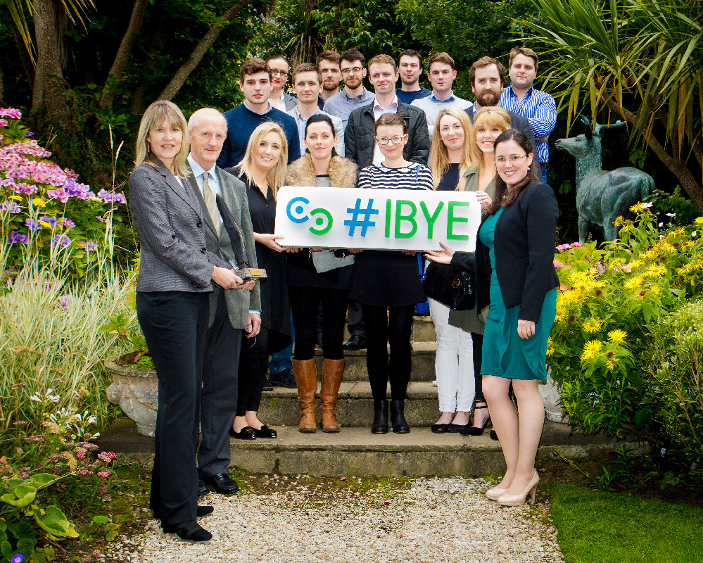 IBYE Group Shot