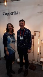 Showcase Ireland 2019 LEO Wicklow Eoin Shanley of Copperfish Lighting Company