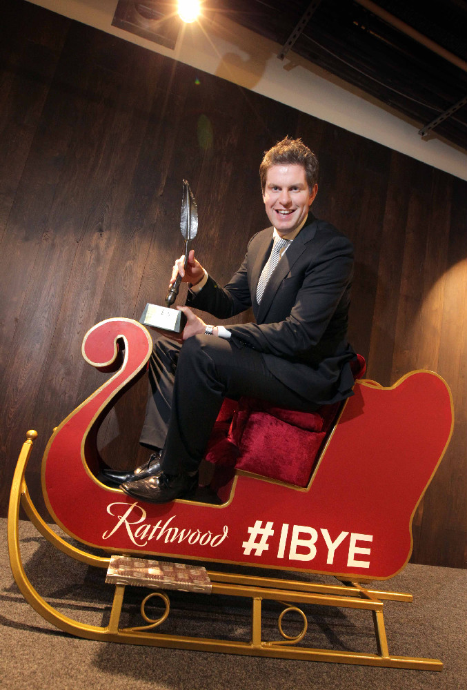 Sleigh - NO FEE 17 Ireland Best Young Entrepreneur 90402214